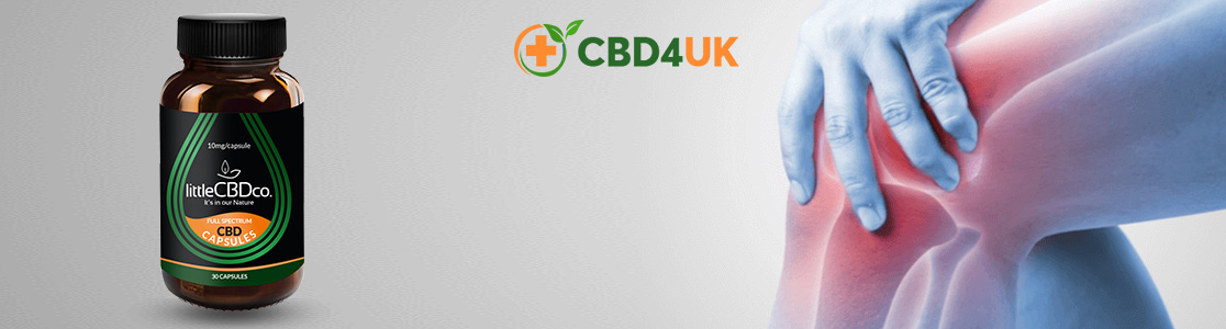 CBD Capsules Treat Muscle and Joint Pain