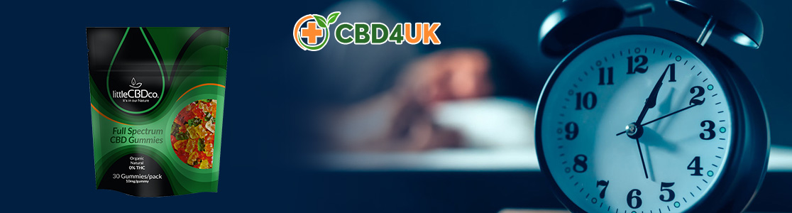 Purchase CBD Edibles for Insomnia Today