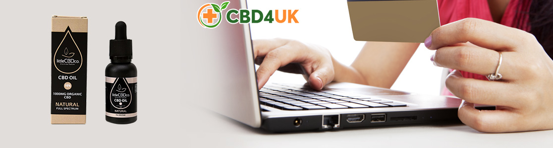 Ordering Organic CBD Oil in the UK