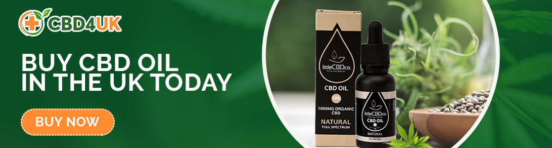 Buy CBD Oil online in the UK Today