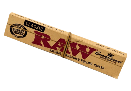 Classic Raw rolling papers